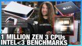 HW News – Intel Gains Market Share vs. AMD, Xbox Series X & PS5 Sales, Apple M1 vs. Intel
