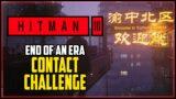 Hitman 3 Contact Challenge