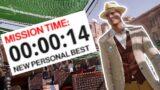 Hitman 3 Marrakesh speedrun! How to speedrun Marrakesh in 14 seconds | SA