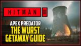 Hitman 3 The Wurst Getaway Challenge (How to Get The Scooter)