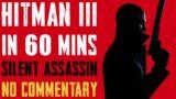 Hitman 3 Walkthrough – Full Gameplay – No Commentary   Silent Assassin