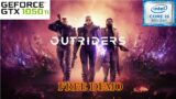 How To Get Outriders DEMO || Free To Play || Steam Games || NVIDIA GeForce GTX 1050 Ti