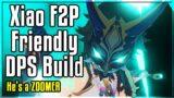How to Build Xiao as DPS F2P GUIDE – Genshin Impact