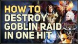 How to Destroy Goblin Horde Raid in One Hit Baldur's Gate 3