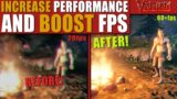 How to easily BOOST the FPS in VALHEIM (Fix Stutter / Lag / FPS Drops)