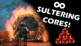How to get INFINITE Sultering Cores! Free Portals in Valheim Guide! (EASY)