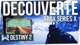 Je teste ma NOUVELLE XBOX SERIES X sur DESTINY 2 ! (Unboxing 4K 60 FPS)