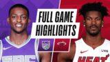 KINGS at HEAT | FULL GAME HIGHLIGHTS | January 30, 2021