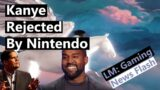 Kanye Rejected By Nintendo For Video Game – Gaming News Flash