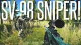 LONG-RANGE SNIPING WITH THE SV-98! – Escape From Tarkov Gameplay