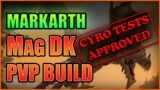 MagDK PvP Build – Cyrodiil No-Procs Test [Markarth]
