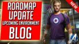 Marvel's Avengers Game | NEW Roadmap Update ,  Hawkeye Arrow Tease , New Environment Blog & MORE !!!