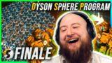 My Dyson Sphere is Complete!   Dyson Sphere Program   FINALE
