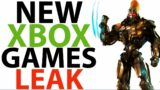NEW AAA Xbox Series X Games LEAKED | EXCLUSIVE Xbox Games RUMORED | Xbox News