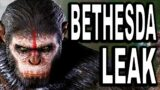 New Bethesda Leak! – Planet of the Apes Game?!