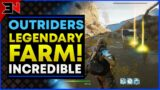 OUTRIDERS BEST LEGENDARY FARM – FAST & EASY – Outriders Legendary Weapons