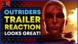 OUTRIDERS LOOKS AMAZING ! – Outriders Reaction To Old Outriders Trailer