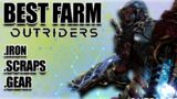 OUTRIDERS   WHERE TO FARM IRON/SCARPS & BOSS LOOT!! (Unlimited Farm)