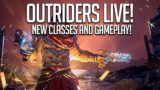 Outriders 2021 Gameplay Live – NEW Class Gameplay and My Thoughts on the Game So Far #Outriders