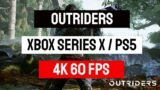 Outriders 4K 60 FPS On Xbox Series X & PS5 Devs Say – What's Up With Xbox Series S Version