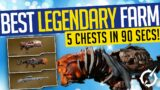 Outriders | BEST LEGENDARY FARM! 5 Chests in 90 Seconds! – MUST SEE