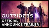 Outriders – Official Announce Trailer 2019