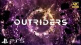 Outriders PS5 New Cinematic  [4K]