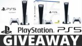 PLAYSTATION 5, PS5, XBOX SERIES X, NINTENDO SWITCH, PRIZE GIVEAWAY, SUBSCRIBE TO WIN, Open to 12/31