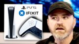 """PS5 Controller """"Drift"""" Exposed by iFixit…"""