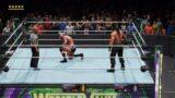 PS5 Gameplay WWE 2K20: Roman Reigns Vs Randy Orton