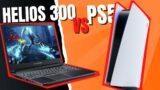 PS5 VS GAMING LAPTOP | Acer Predator Helios 300 – Console Killer