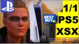 PS5 & XSX DROPS Q&A 1/1/21, Sony PlayStation 5, Assassin's Creed Valhalla #ps5
