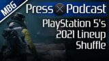 PXP 47 | PS5 's 2021 Lineup Shuffled | Big PS5 Upgrades | The Medium | More Studio Rumors