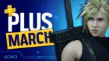 PlayStation Plus Monthly Games – PS4 and PS5 – March 2021
