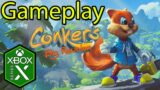 Project Spark Conker's Big Reunion Xbox Series X Gameplay
