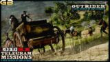 Red Dead Online Telegram Missions: Outrider