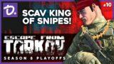 SCAV KING OF SNIPES – Escape From Tarkov (S08E10)