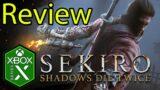 Sekiro Shadows Die Twice Xbox Series X Gameplay Review