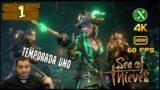 (Series X 4k 60fps HDR) Sea Of Thieves #1 DIRECTO Estreno Temporada 1 – Aventuras Piratas