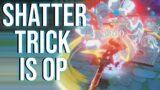 Shatter CHEESE! Genshin Impact Theater Mechanicus Trick