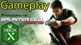 Splinter Cell Conviction Xbox Series X Gameplay