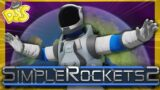 Surviving the Impossible in Simple Rockets 2