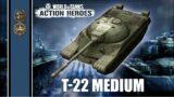 T-22 medium / World of Tanks / PlayStation 5 / XBox / 1080p