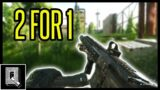 THE 2 FOR 1!! CLAPPING SQUADS ON CUSTOMS!!! – Escape From Tarkov PVP Gameplay Highlights