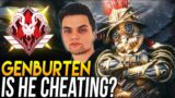 THE MOST REPORTED APEX LEGENDS Player For CHEATING!| Best Of Genburten – THE Controller GOD