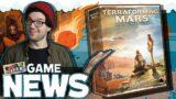 Terraforming Mars v2.0? & more Game News!