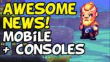 Terraria State of the Game January – (Console, PC, and Mobile News)