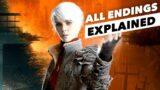 The Medium ENDING EXPLAINED (ALL ENDINGS)