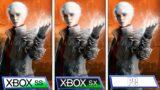 The Medium | Xbox Series S | X vs PC | Graphics Comparison & FPS