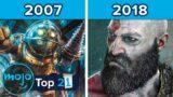 Top 21 Best Video Games of Each Year (2000 – 2020)